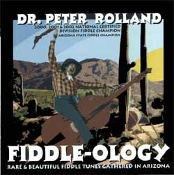 Fiddle-ology - Album Cover