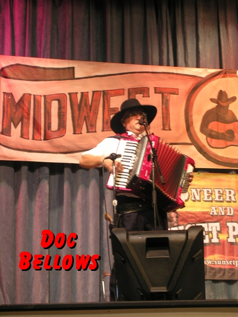 Doc Bellows on Midwest Country TV