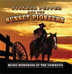 Music Memories of the Cowboys - CD
