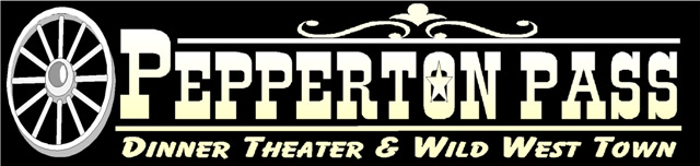 Pepperton Pass Dinner Theater Logo