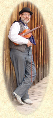Perfesser Rolland, genius of the fiddle players