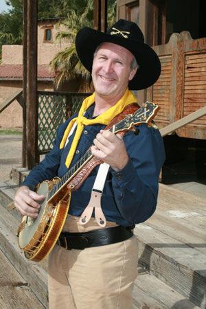 Private Lee of Pioneer Pepper & The Sunset Pioneers