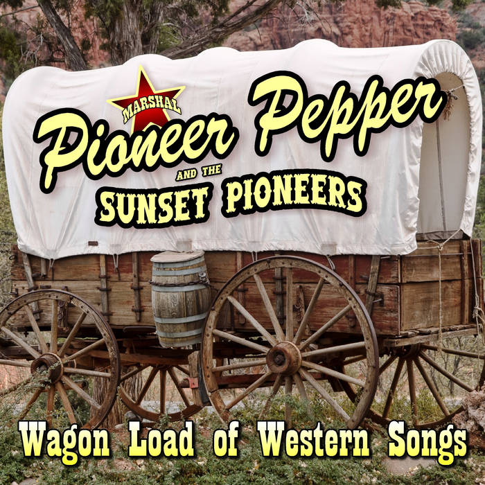 Album cover - Wagon Load of Western Songs