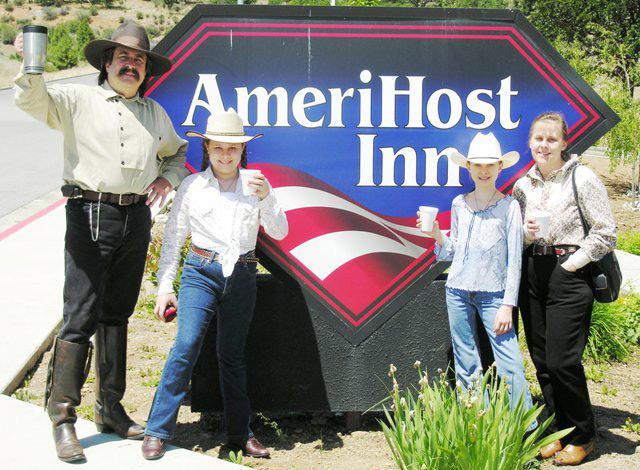 Pioneer Pepper at AmeriHost Inn