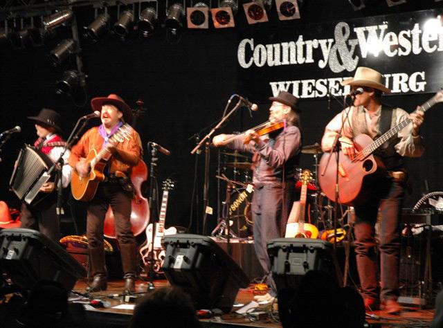Country & Western Festival in Wieselburg Austria
