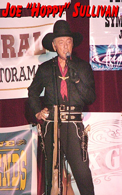 Joe Sullivan (Hop a Long Cassidy) at the Western Film Festival in Tombstone