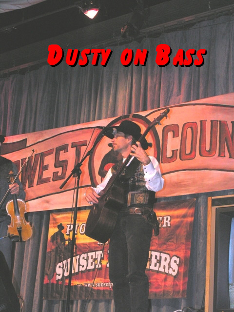 Dusty Cartride on Midwest Country TV