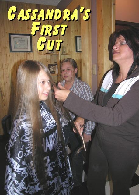 Cassandra's first cut