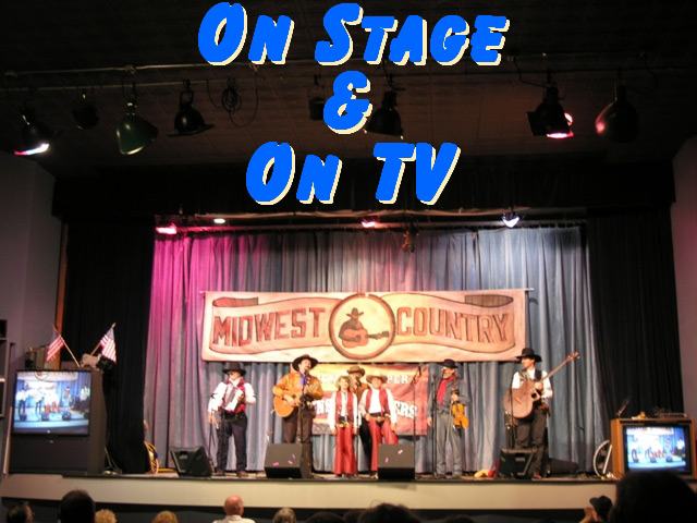The Sunset Pioneers film Midwest Country TV