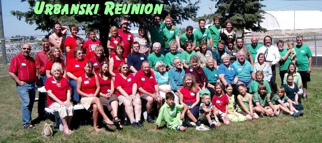 Urbanski Reunion